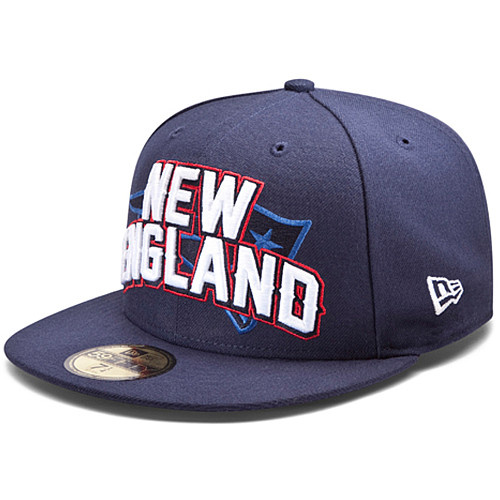 New England Patriots NFL DRAFT FITTED Hat SF06