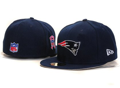 New England Patriots New Type Fitted Hat YS 5t10