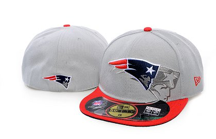 New England Patriots Screening 59FIFTY Fitted Hat 60d217