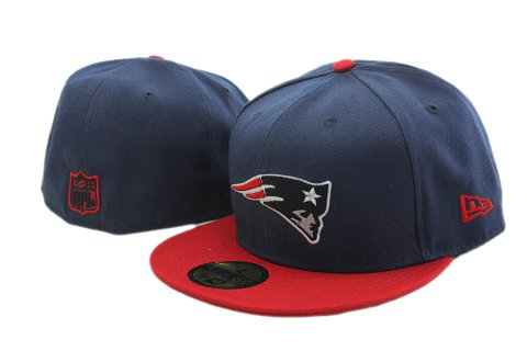 New England Patriots NFL Fitted Hat YX15
