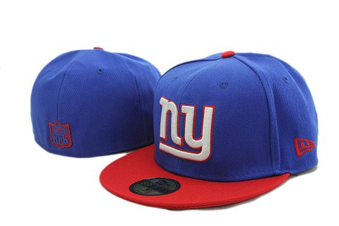 New York Giants NFL Fitted Hat YX07