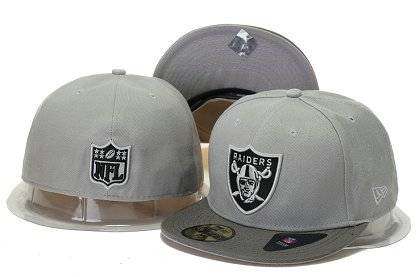 Oakland Raiders Fitted Hat 60D 150229 17