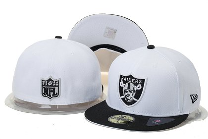 Oakland Raiders Fitted Hat 60D 150229 26