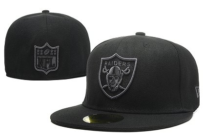 Oakland Raiders Fitted Hat LX 150227 26