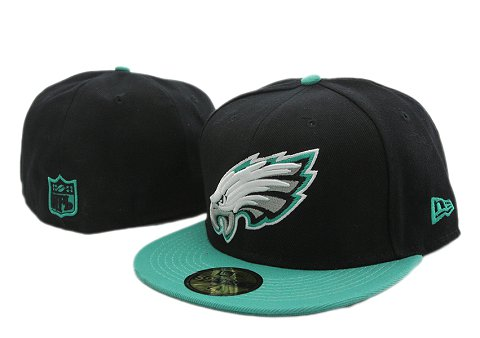 Philadelphia Eagles NFL Fitted Hat YX06