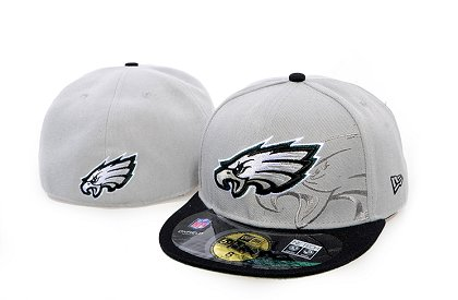 Philadelphia Eagles Screening 59FIFTY Fitted Hat 60d205