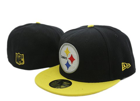 Pittsburgh Steelers NFL Fitted Hat YX01