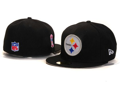 Pittsburgh Steelers New Type Fitted Hat YS 5t01