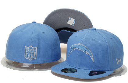 San Diego Chargers Fitted Hat 60D 150229 15