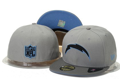 San Diego Chargers Fitted Hat 60D 150229 20