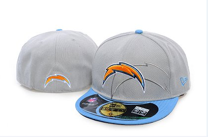 San Diego Chargers Screening 59FIFTY Fitted Hat 60d216