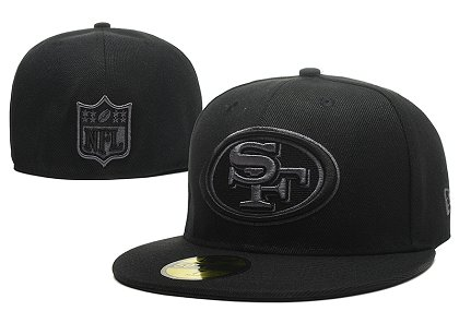San Francisco 49ers Fitted Hat LX 150227 24
