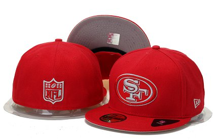 San Francisco 49ers Fitted Hat 60D 150229 13