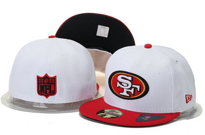 San Francisco 49ers Fitted Hat 60D 150229 29