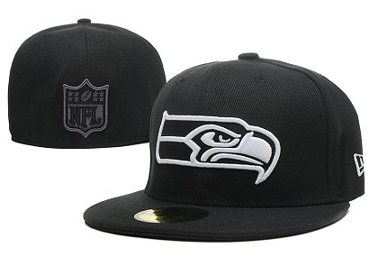 Seattle Seahawks Fitted Hat LX 150227 17