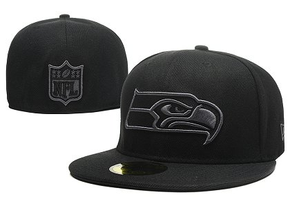 Seattle Seahawks Fitted Hat LX 150227 25