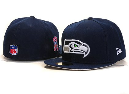 Seattle Seahawks New Type Fitted Hat YS 5t12