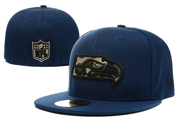 Seattle Seahawks 59FIFTY Hat XDF