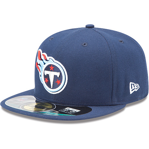Tennessee Titans NFL On Field 59FIFTY Hat 60D24