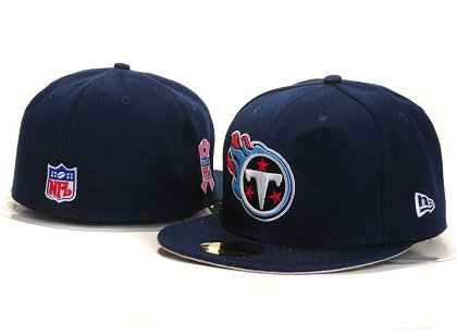 Tennessee Titans New Type Fitted Hat YS 5t13