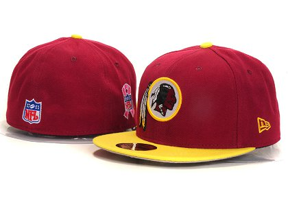 Washington Redskins New Type Fitted Hat YS 5t18