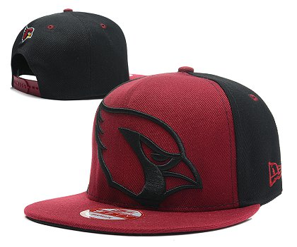 Arizona Cardinals Snapback Hat 103SD 11