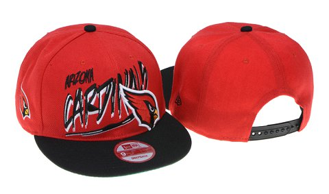 Arizona Cardinals NFL Snapback Hat 60D2
