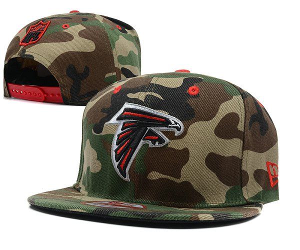 Atlanta Falcons NFL Snapback Hat SD 2303
