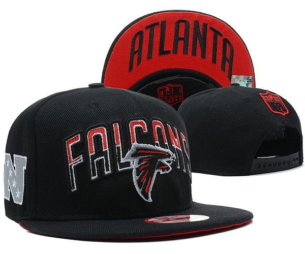 Atlanta Falcons Snapback Hat SD 2814