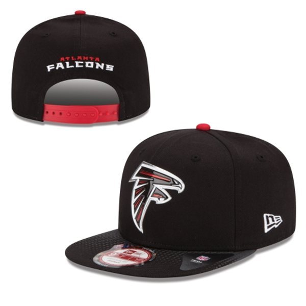 Atlanta Falcons Snapback Black Hat 1 XDF 0620