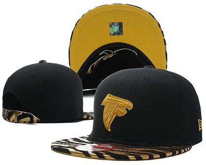Atlanta Falcons New Style Snapback Hat SD 801