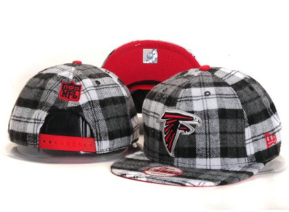 Atlanta Falcons New Type Snapback Hat YS 6R08