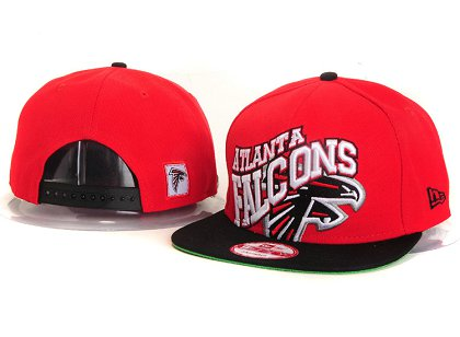 Atlanta Falcons New Type Snapback Hat YS 6R37