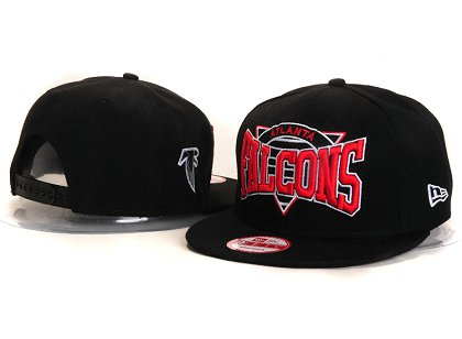Atlanta Falcons New Type Snapback Hat YS 6R58