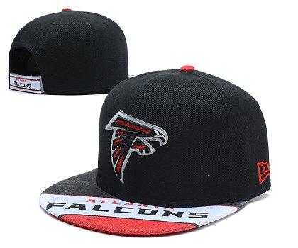 Atlanta Falcons Snapback Hat 103SD 08