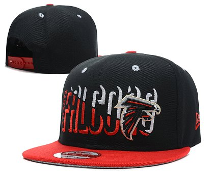 Atlanta Falcons Snapback Hat SD 1s04