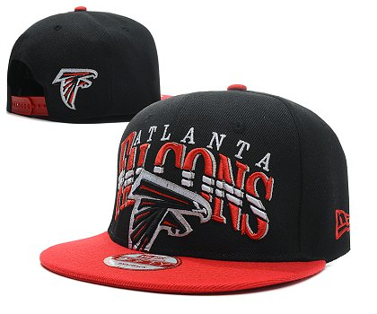 Atlanta Falcons Snapback Hat SD 6R03
