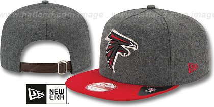 Atlanta Falcons-Melton Snapback Hat SF 12