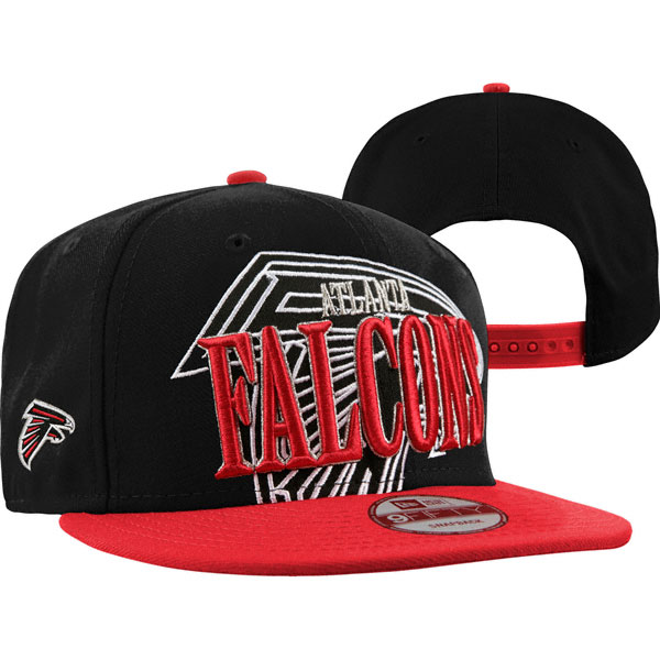 Atlanta Falcons NFL Snapback Hat SD4