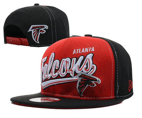 Atlanta Falcons NFL Snapback Hat SD7