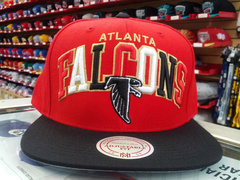 Atlanta Falcons NFL Snapback Hat SD8
