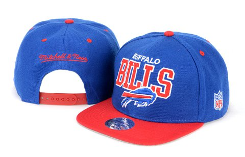 Buffalo Bills NFL Snapback Hat 60D1