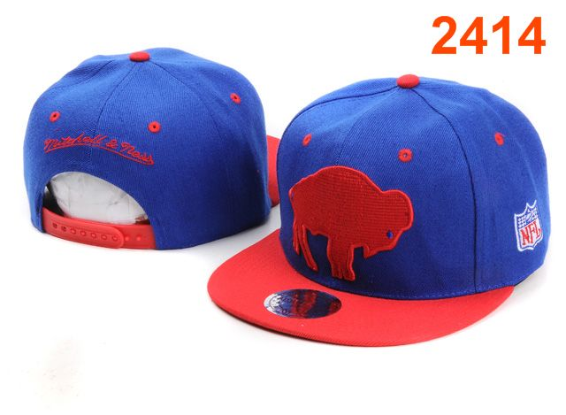 Buffalo Bills NFL Snapback Hat PT24