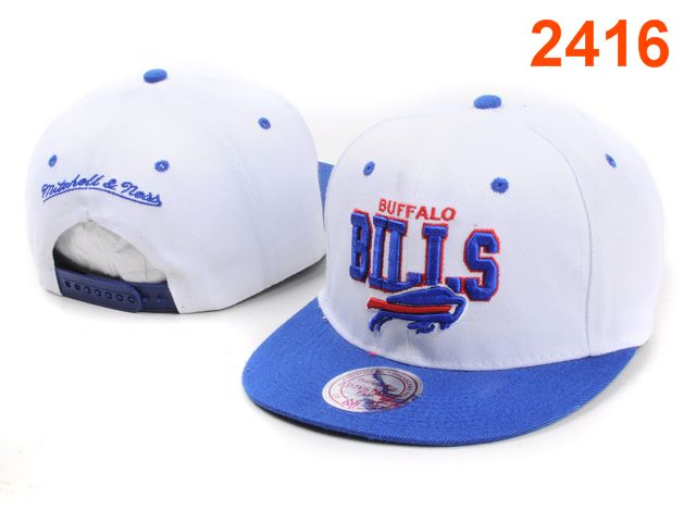 Buffalo Bills NFL Snapback Hat PT26