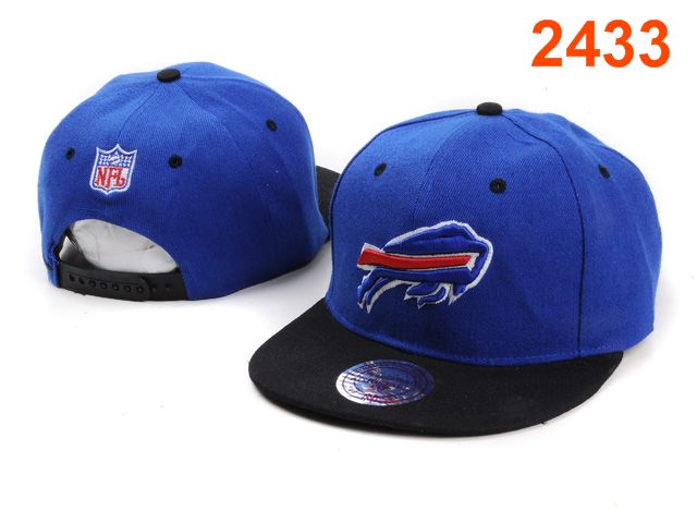 Buffalo Bills NFL Snapback Hat PT42
