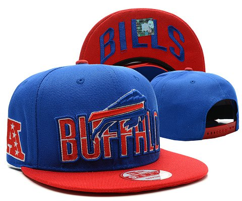 Buffalo Bills NFL Snapback Hat SD2