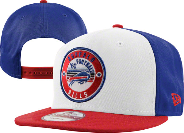 Buffalo Bills NFL Snapback Hat XDF067