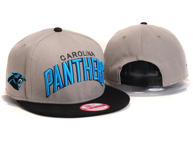 Carolina Panthers Snapback Hat YS 5613