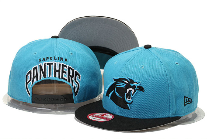Carolina Panthers Snapback Blue Hat GS 0620