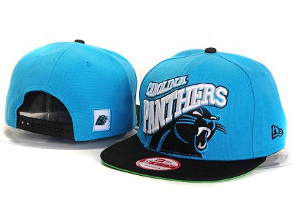 Carolina Panthers New Type Snapback Hat YS 6R52
